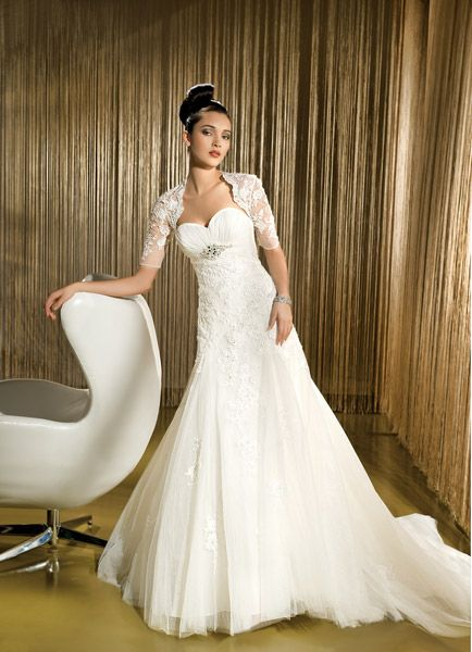 صوره صور فساتين زفاف انيقة فساتين زفاف راقية للعرايس