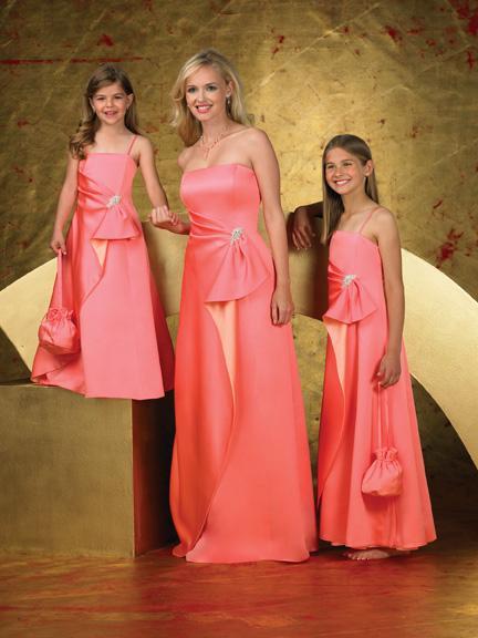 2348b89a85896 فساتين سهره لاخوات العروس والعريس - اجمل بنات