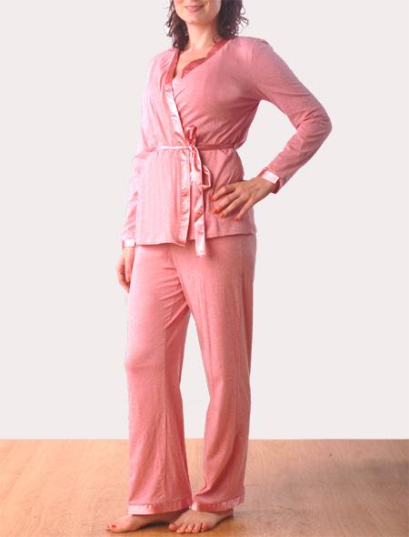 صوره بيجامات للحوامل بيجامات نوم حوامل ملابس نوم للحامل