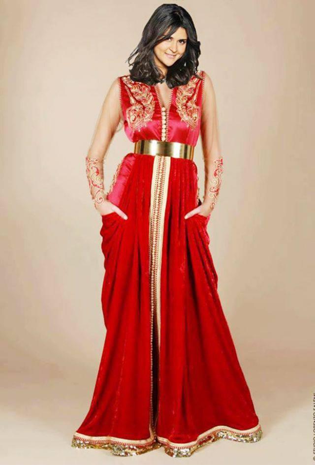 صوره ملابس مغربية ازياء مغربية ازياء