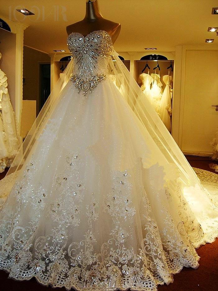 بالصور فساتين زفاف تناسب القصيرات 20160521 611