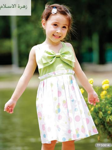بالصور فساتين اطفال صيفية للبنات 20160521 621