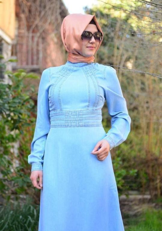 بالصور اجمل دريلات للمحجبات 2019 حجاب عصري شيك 2019 20160524 1114