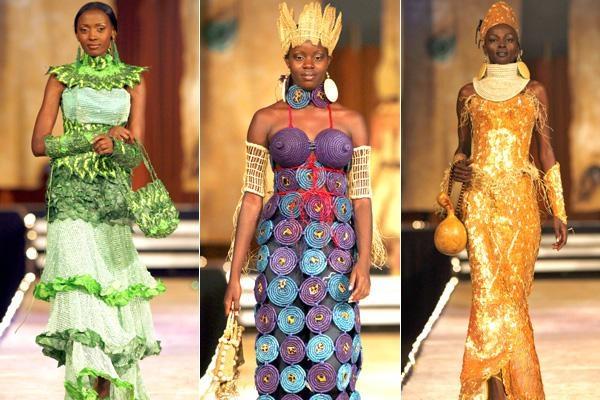 بالصور ازياء افريقية احلى الموديلات