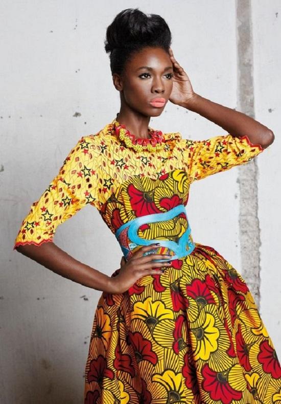 بالصور ازياء افريقية احلى الموديلات 20160526 303
