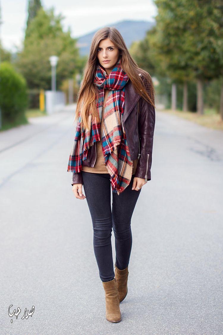 بالصور اجمل ازياء شتاء 2019 موضة ملابس الشتاء للبنات 2019 20160526 60