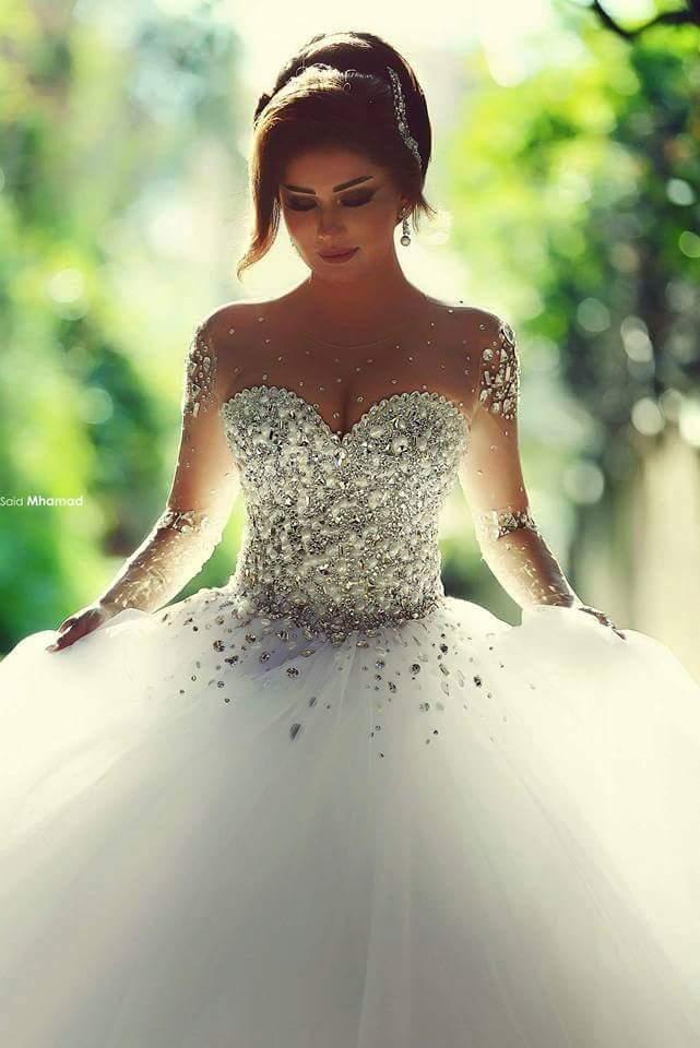 بالصور فساتين اعراس جميلة جدا 20160526 869