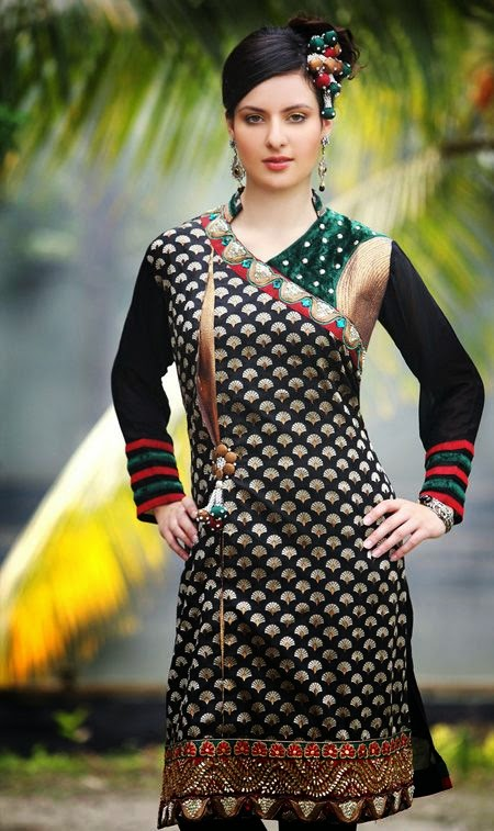 بالصور ازياء هندية 2019 ارقى الملابس الهندية للبيوت 2019 20160526 917