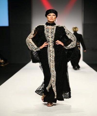 بالصور عبايات ستايلش عبايات اسبوع الموضة عبايات اماراتيه 20160527 73