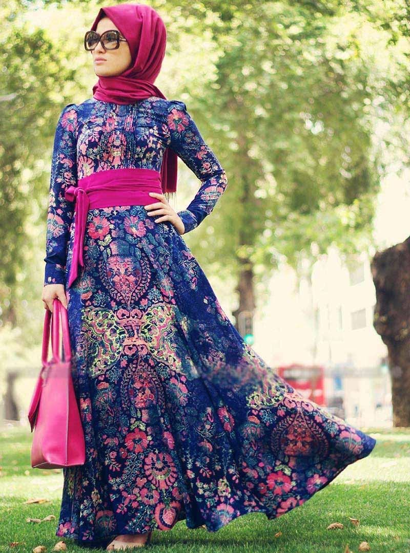 صوره فساتين تركي 2017 ملابس الصيف 2017