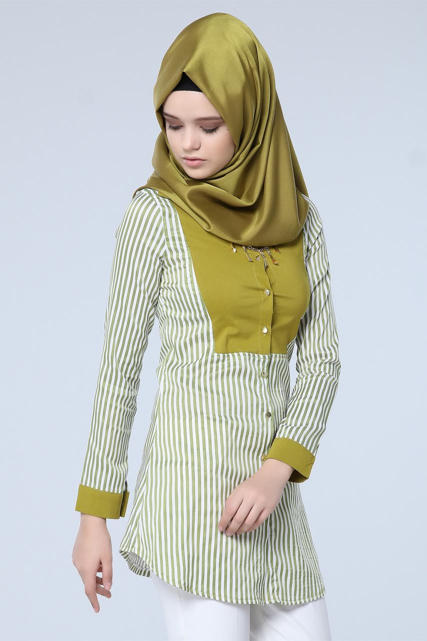صوره ملابس محجبات مميزة 2017 ازياء للبنات المحجبات 2017
