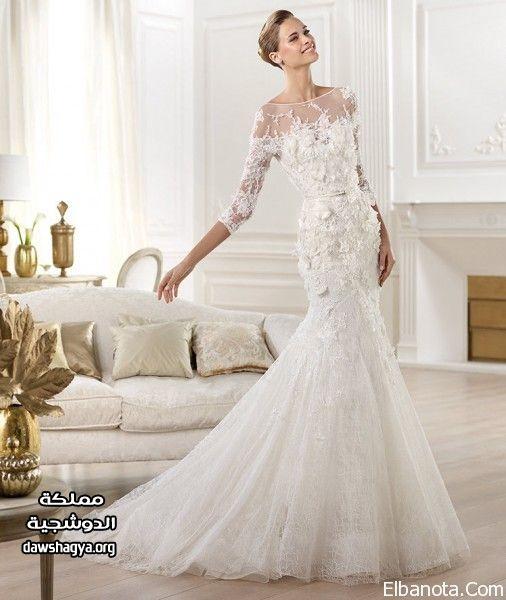 بالصور فساتين زفاف تركية فساتين اعراس اجمل الفساتين التركيه 20160528 142
