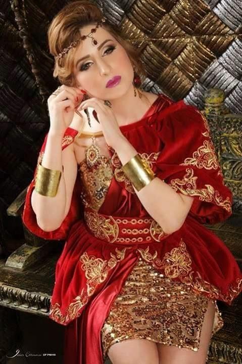 بالصور فساتين اعراس شتوية جزائرية 20160528 258
