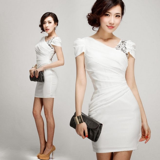 بالصور اروع الفساتين الكورية 2019 فساتين كورية رائعة 2019 20160528 448