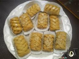 صوره حلويات جزائرية العيد وصفة حلويات العيد سهلة