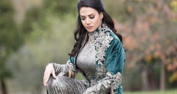 بالصور فستان 2019 فستان ديانا حداد الاخضر 2019 20160529 147 620x330