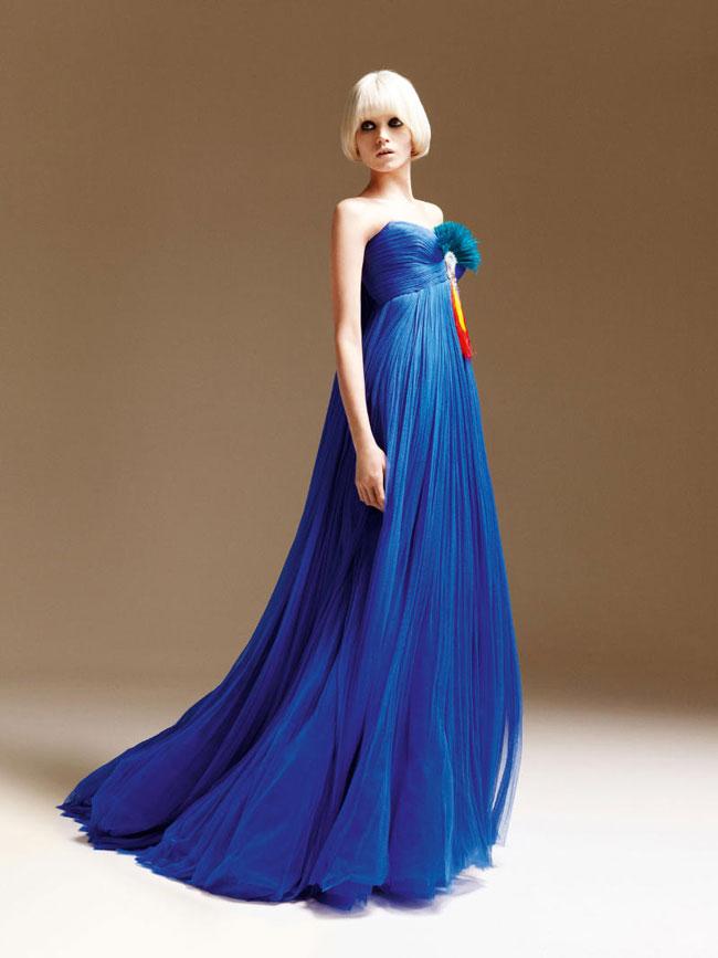صوره اروع فساتين السهرة اجمل الفساتين