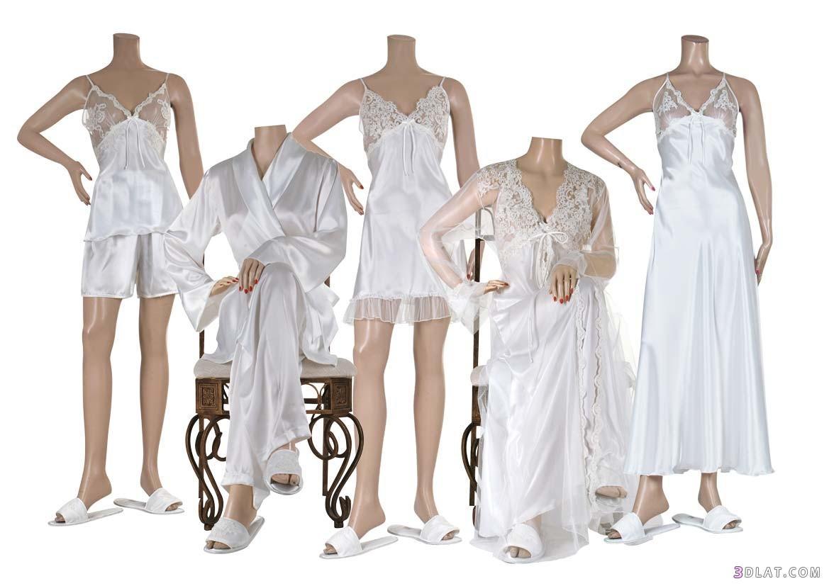 صوره قمصان نوم تركية للعرائس