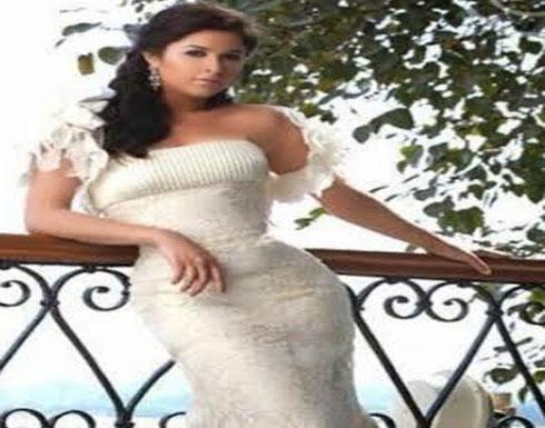 صوره فساتين زفاف ياسمين عبد العزيز