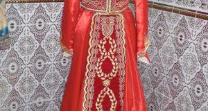 صوره فساتين اعراس تقليدية جزائرية