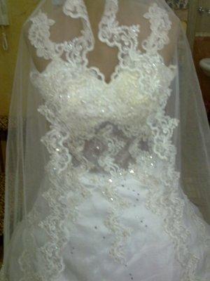 صوره فساتين زفاف جريئه فساتين زفاف فخمه