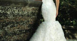 صوره فساتين زفاف حورية البحر