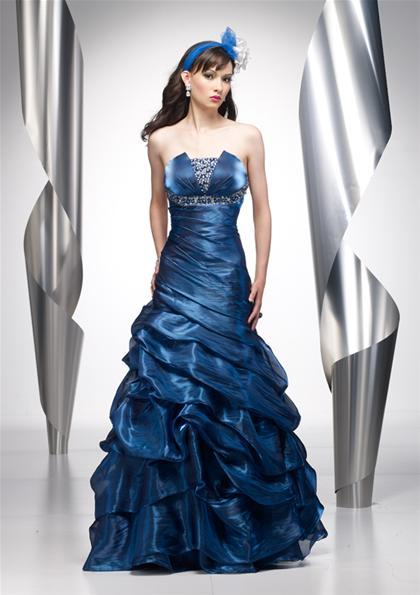 بالصور فساتين سهره روعه وفخمه Prom Dresses Alyce 6609 Front