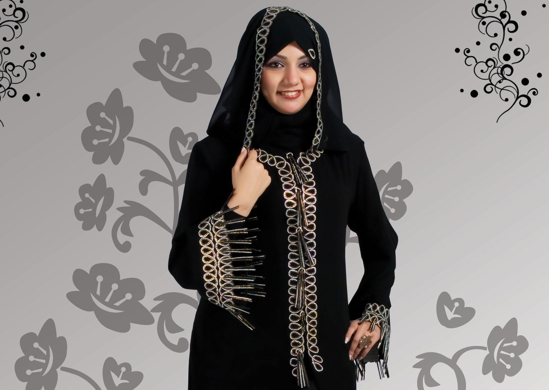 بالصور عبايات صور عبايات جديدة عبايات عربية girls top.net 1371055881 308