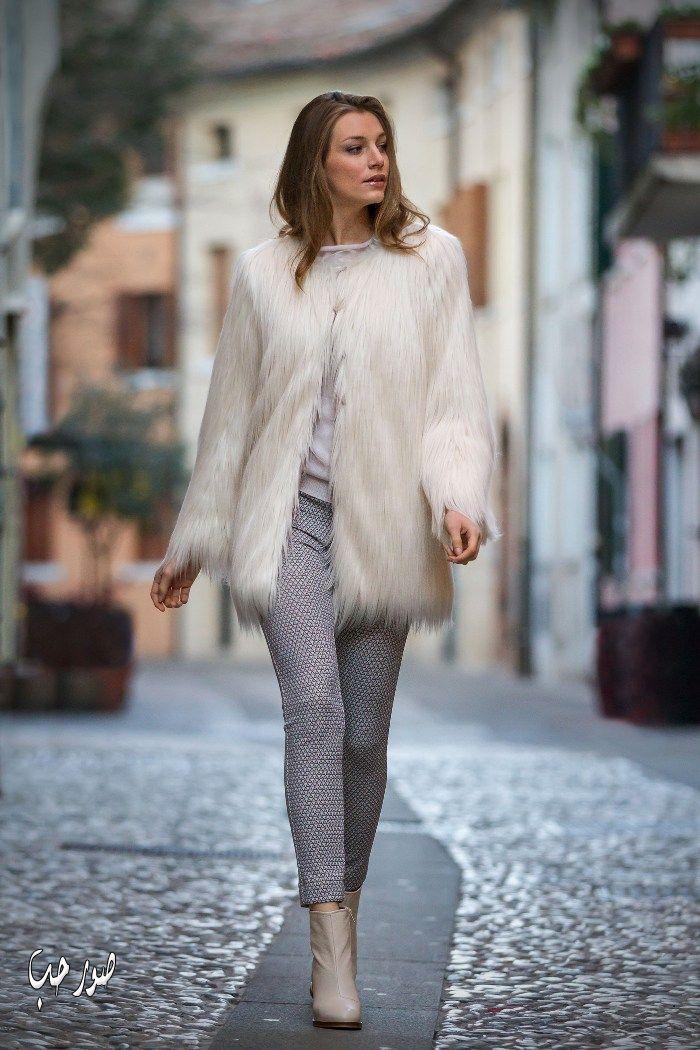 صورة ملابس شتاء 2020 ازياء للشتاء 2020 , موديلات شتوية فخمة جدا واذواق جميلة فوق الوصف