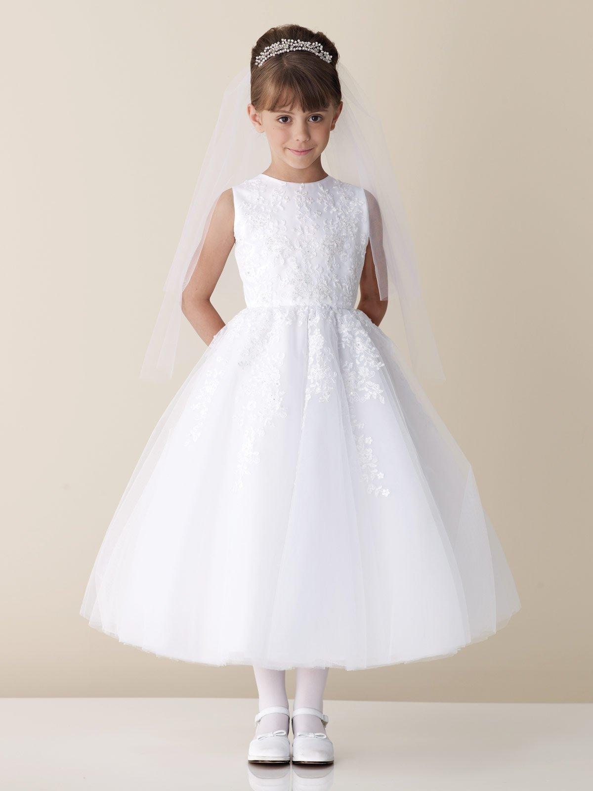 صوره فساتين بنات صغار للزواجات