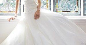 صوره اجمل فساتين للعرايس فساتين زفاف