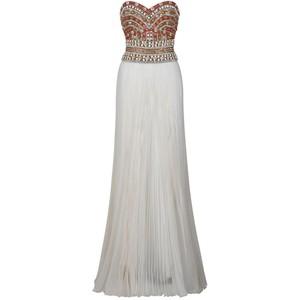 بالصور فساتين سواريه اوف وايت off white dress 1