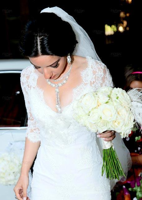 صوره فساتين زفاف سوق اليمامه
