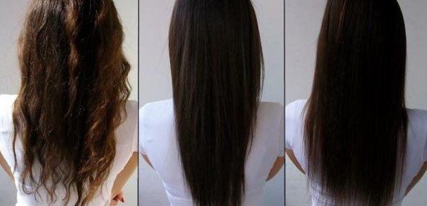 بالصور احسن فرد للشعر الخشن أضرار فرد الشعر بالبروتين 620x300