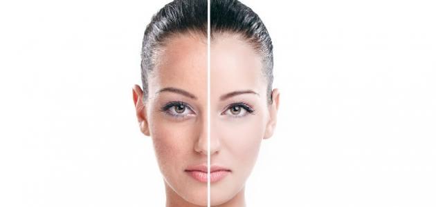 بالصور افضل خلطة تبيض الوجه افضل خلطة لتبييض الوجه 1