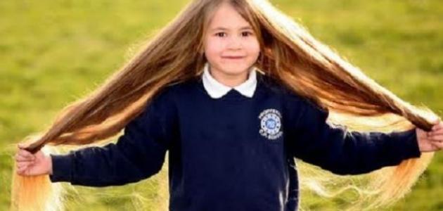 بالصور خلطه فرد شعر الاطفال تطويل شعر الاطفال 2