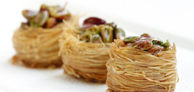 صورة حلى سهل وسريع بالصور لرمضان , حلويات رمضان اللذيذه بالصور
