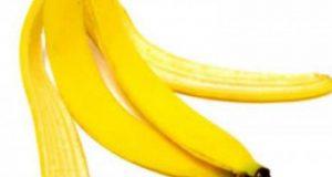 صوره خلطة قشر الموز للشعر