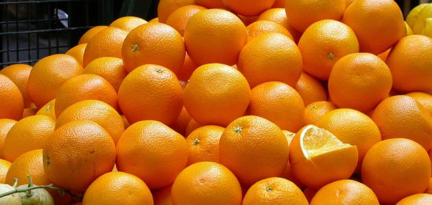 صوره فوائد عصير البرتقال للرجيم