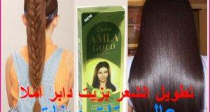 صوره وصفة الدكتور جابر القحطاني لتطويل الشعر