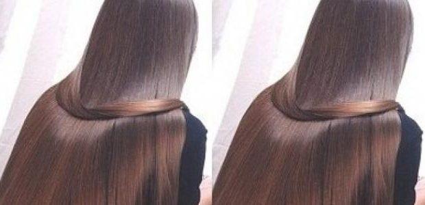 صور خلطة تجعل الشعر حرير