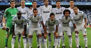 صوره من هم لاعبين ريال مدريد