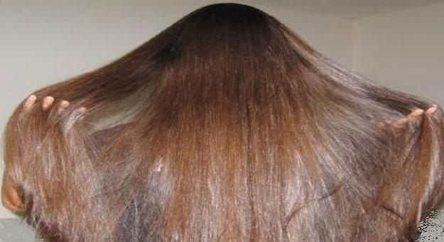 صوره وصفة لتطويل الشعر بسرعة جدا