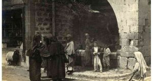 صوره صور قديمة نادرة لسوريا