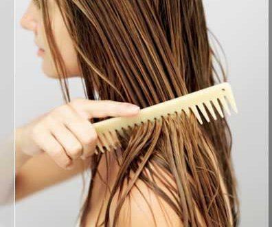 صورة طريقة تخلي الشعر ناعم بدون استشوار