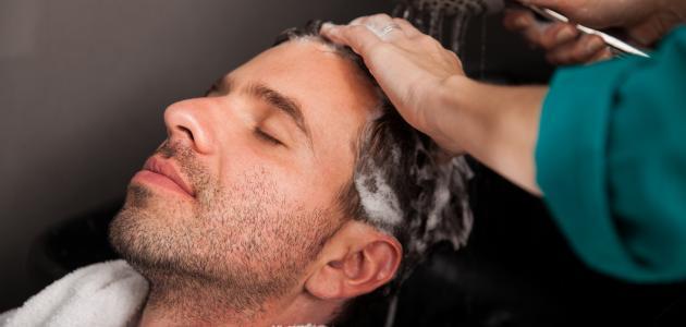 صوره طريقة تطويل الشعر للرجال