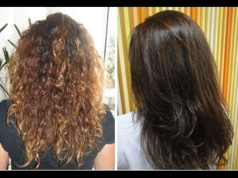 صور خلطة لترطيب الشعر الجاف