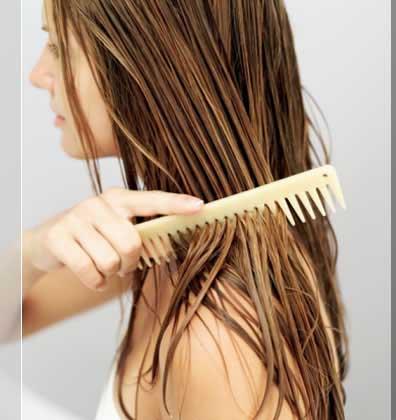 بالصور طريقة تخلي الشعر ناعم بدون استشوار