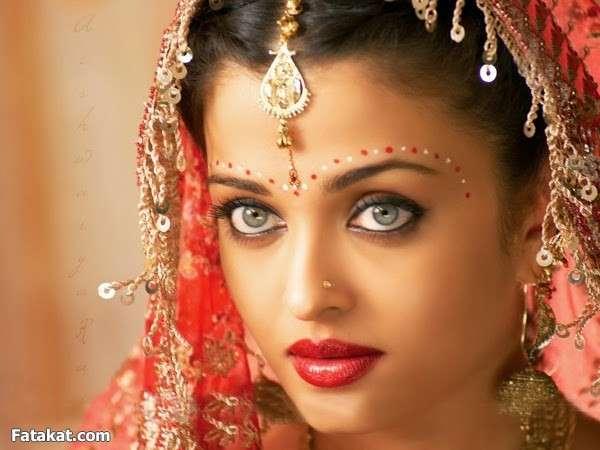 صوره سر جمال بشرة الهنديات