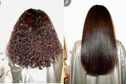 بالصور طريقة لجعل الشعر ناعم بدون استشوار 20160611 29